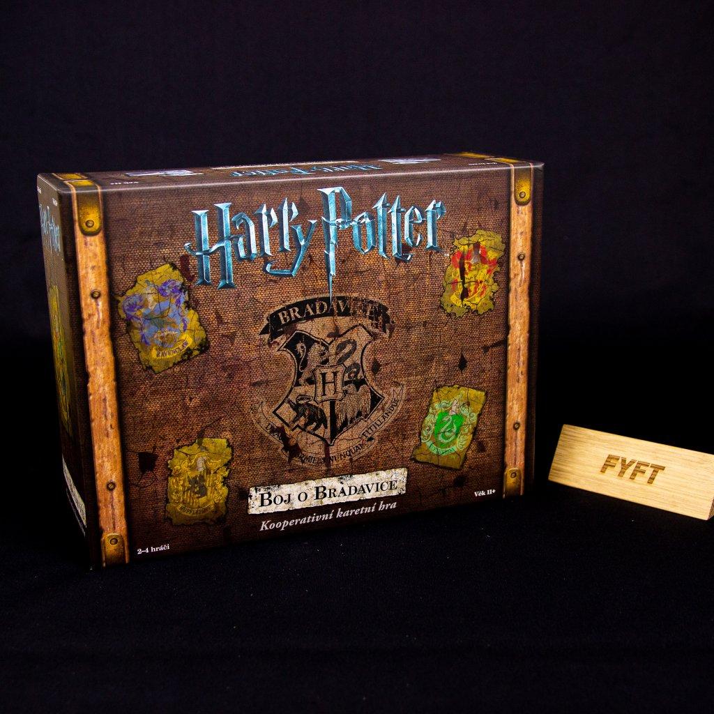 Harry Potter: Boj o Bradavice (REXhry)