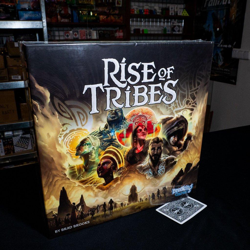 Rise of Tribes - EN (Breaking Games)