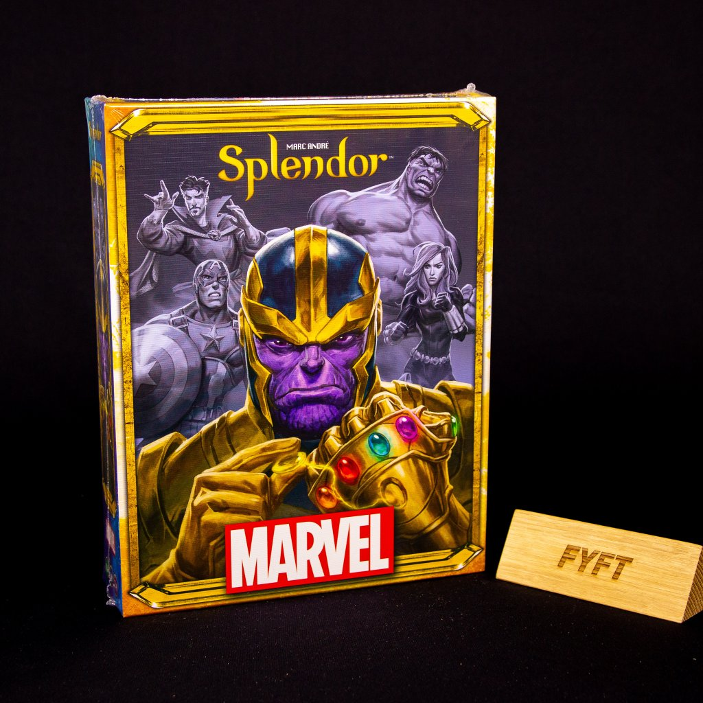 Marvel Splendor - CZ (Blackfire)