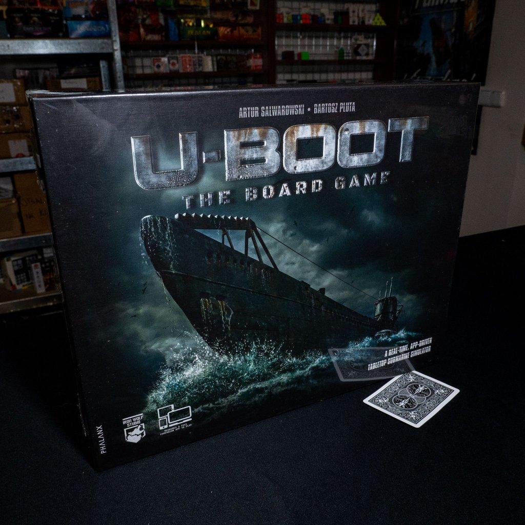 U-Boot The Board Game - EN (Phalanx)