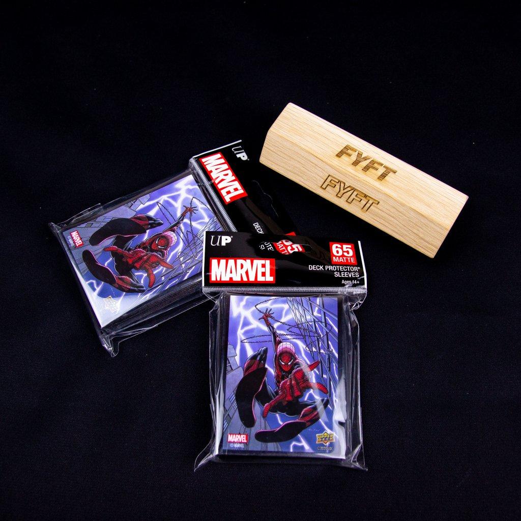 Marvel Spiderman (66 x 91mm, 65ks) - Ultra Pro obaly na karty