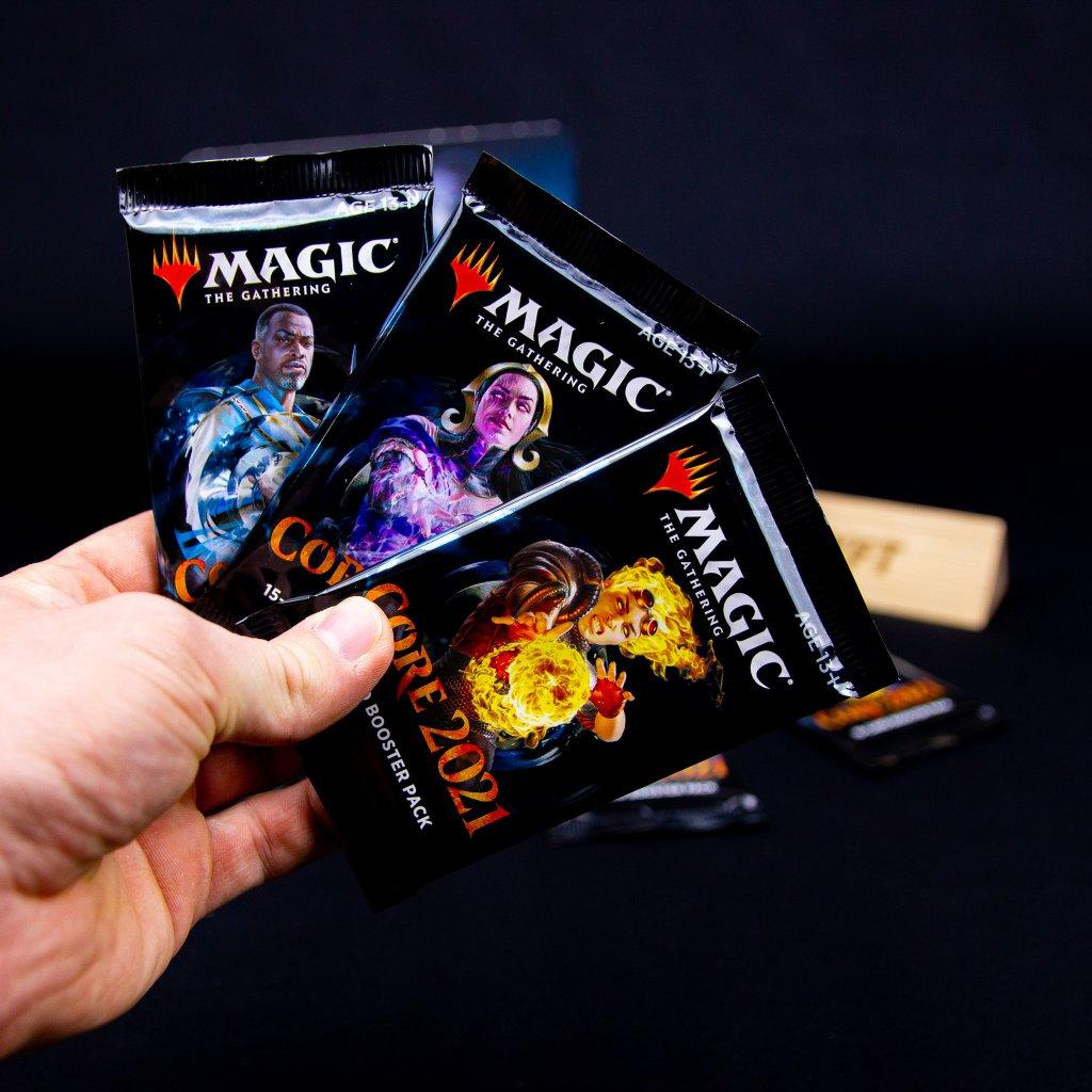 Core Set 2021 MTG booster (Magic: The Gathering)