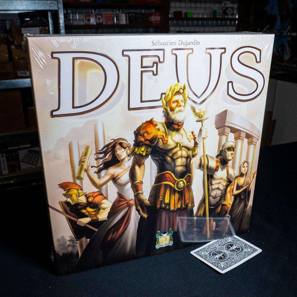 DEUS - EN (Pearl games)