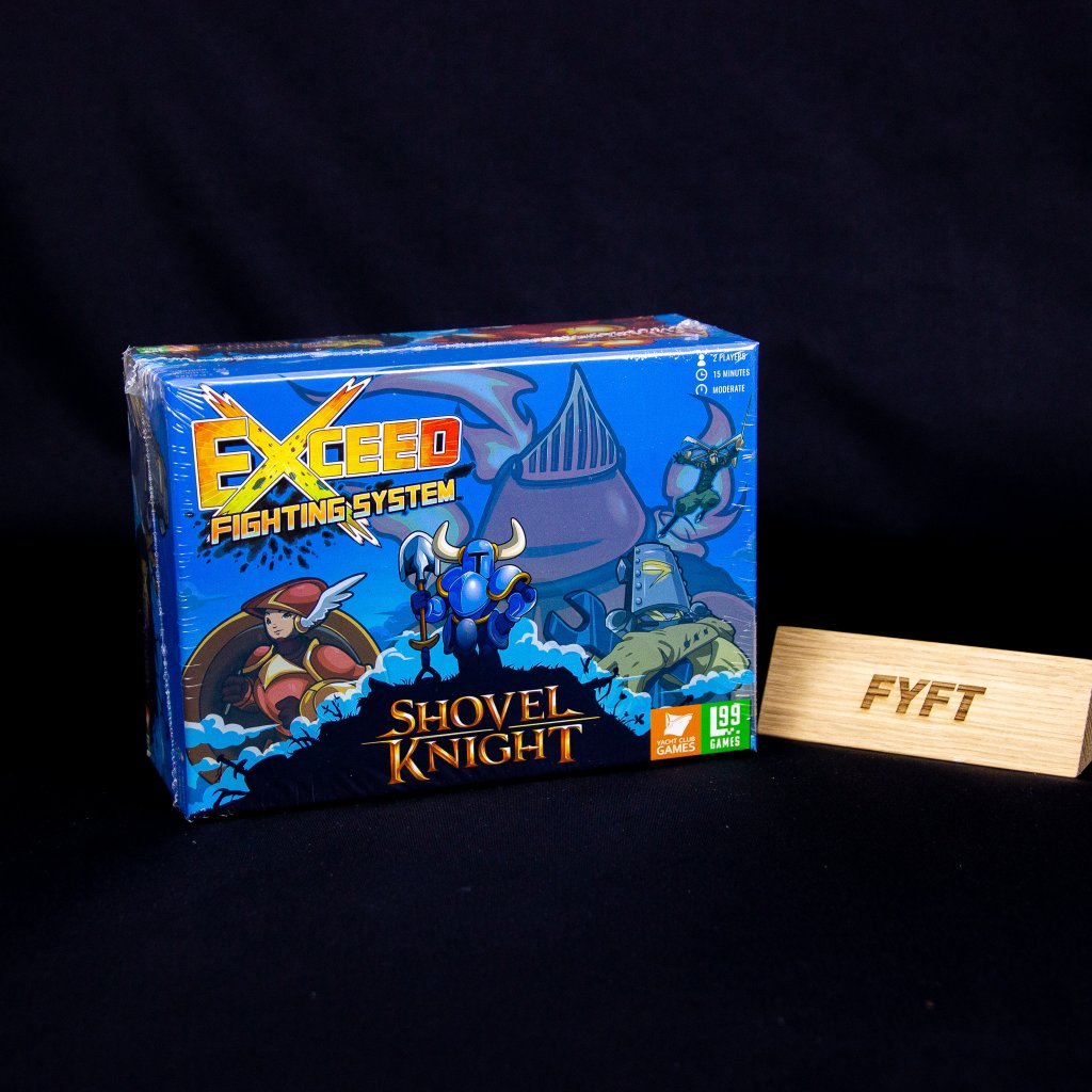 Exceed: Shovel Knight - Hope Box - EN (Level 99 Games)