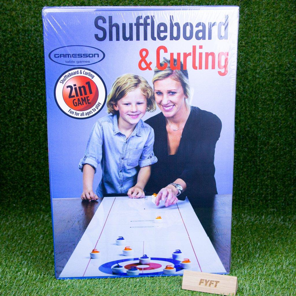 Shuffleboard & Curling (Bex Sport)