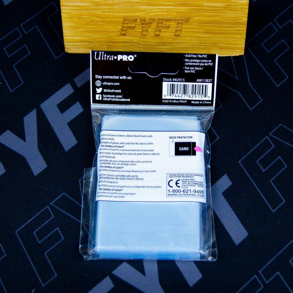 Ultra Pro Special (54 x 80mm, 50ks) - obaly na karty