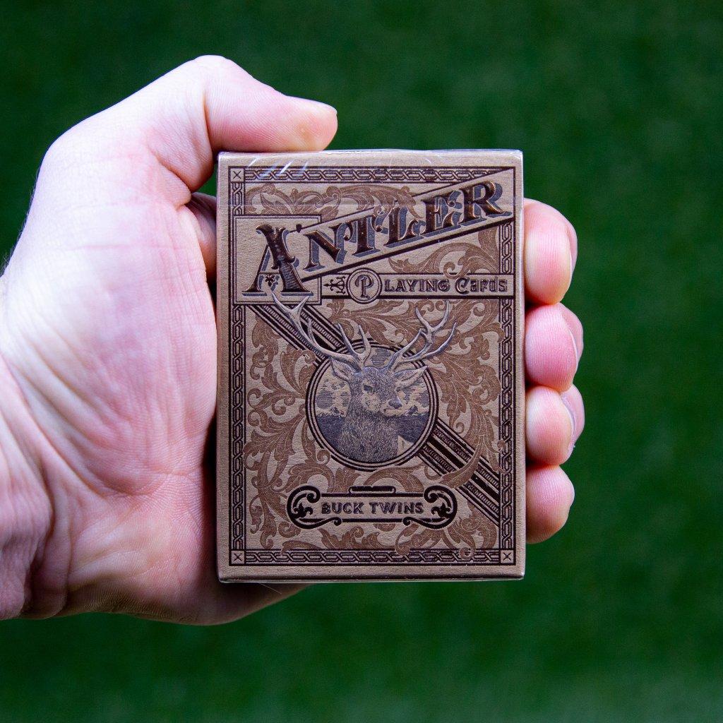 Antler - Tobacco Brown (D&D)