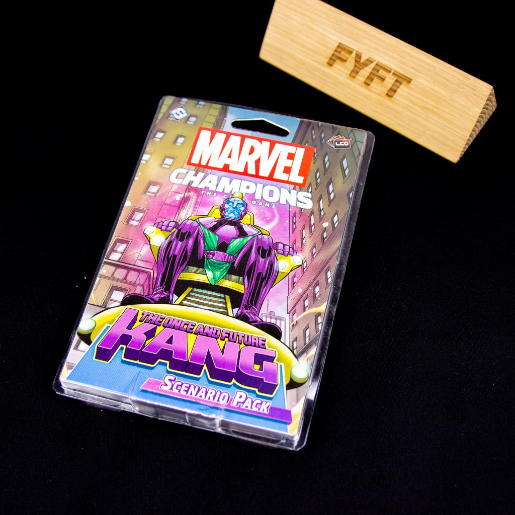 Marvel Champions: The Once and Future Kang - Scenario Pack - EN (FFG)