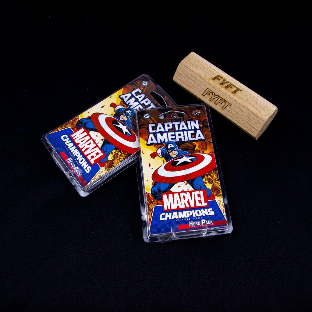 Marvel Champions: Captain America - EN (FFG)