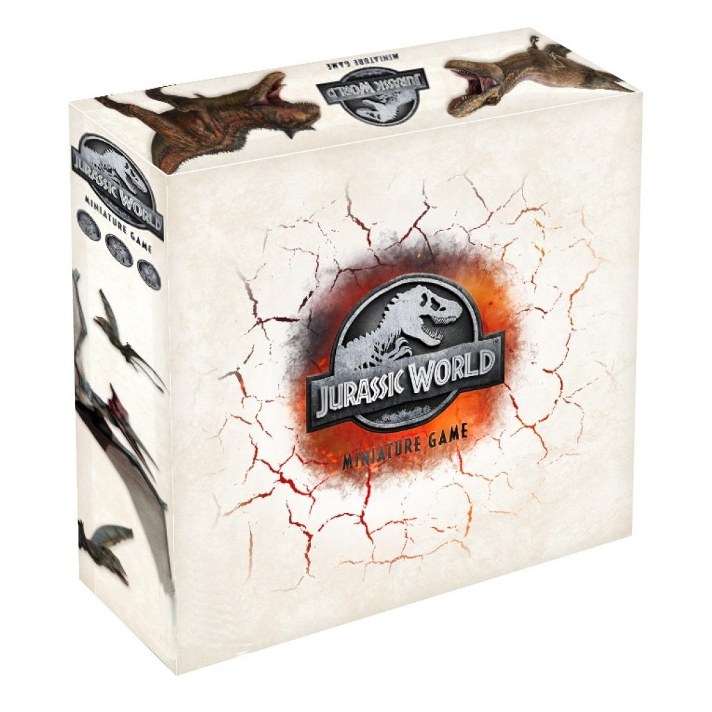 Jurassic World: Miniature Game - EN  (Exod Studio)