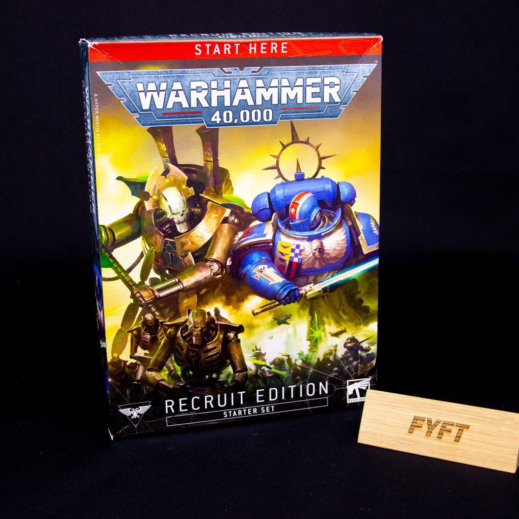 Warhammer 40000: Recruit Edition - Starter Set