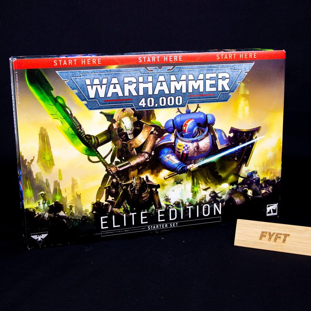 Warhammer 40000: Elite Edition - Starter Set