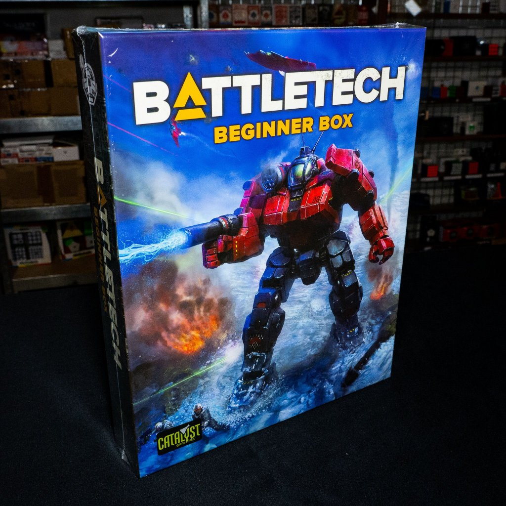 Battletech: Beginner Box - EN (CGL)