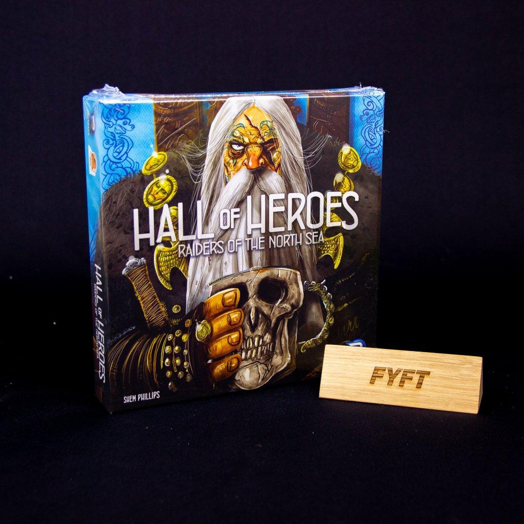 The Raiders of the North Sea: Hall of Heroes - EN (Renegade Game)