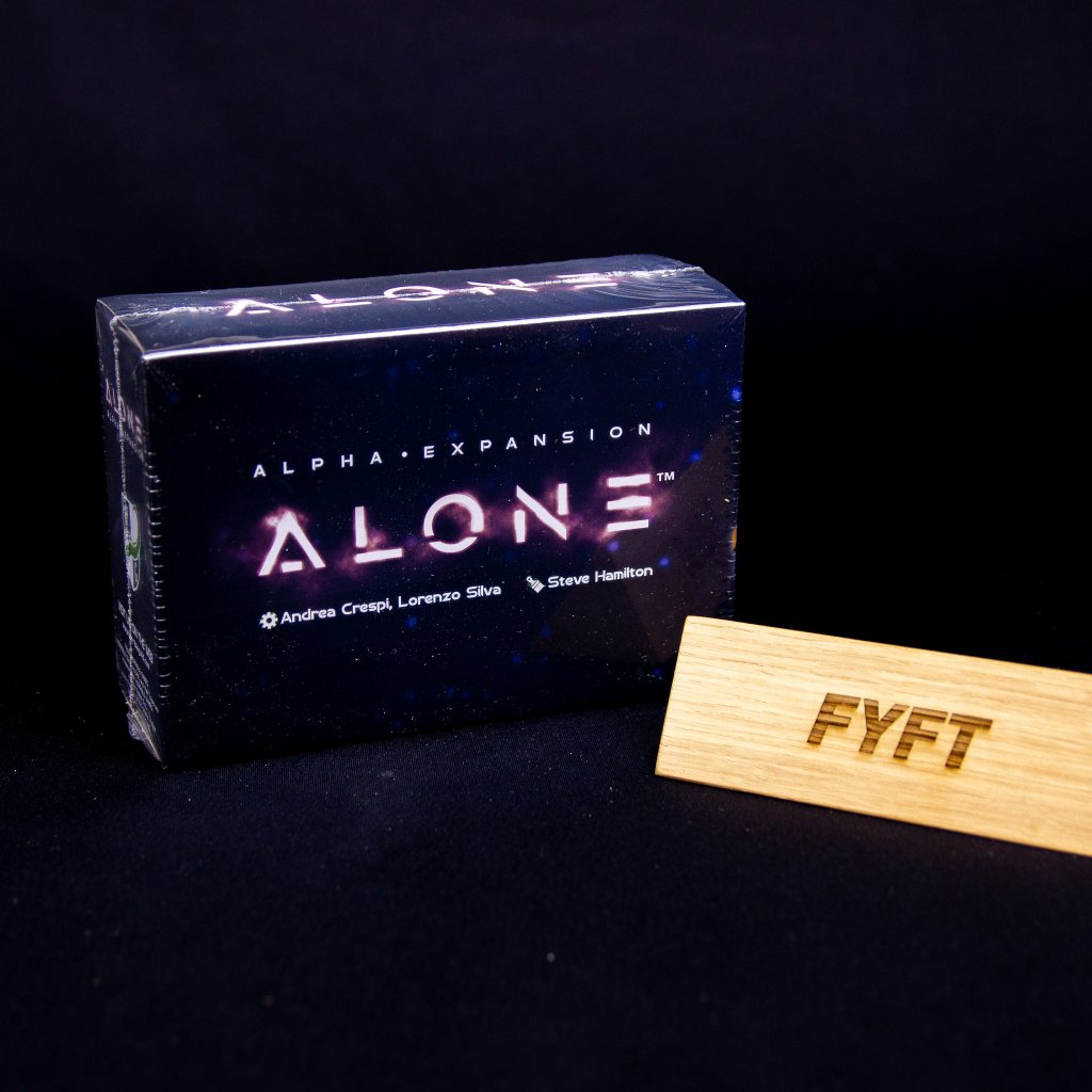 Alone: Alpha Expansion - EN (Ares Games)