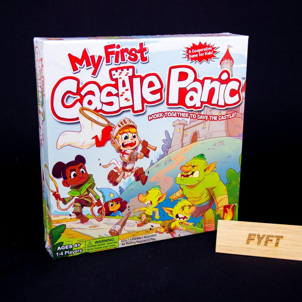 My First Castle Panic - EN (Fireside Games)