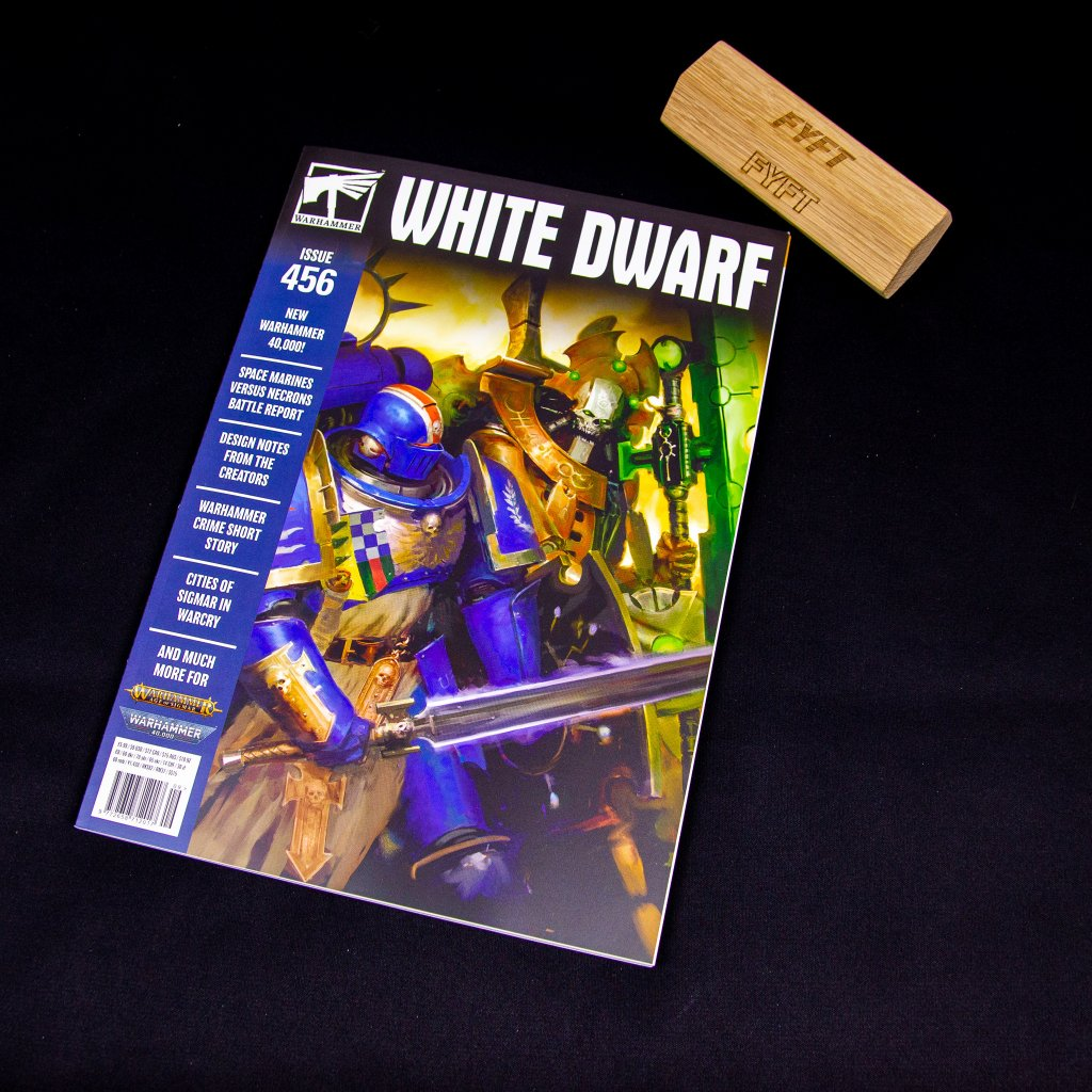 Časopis White Dwarf - Issue 456 (09/2020)