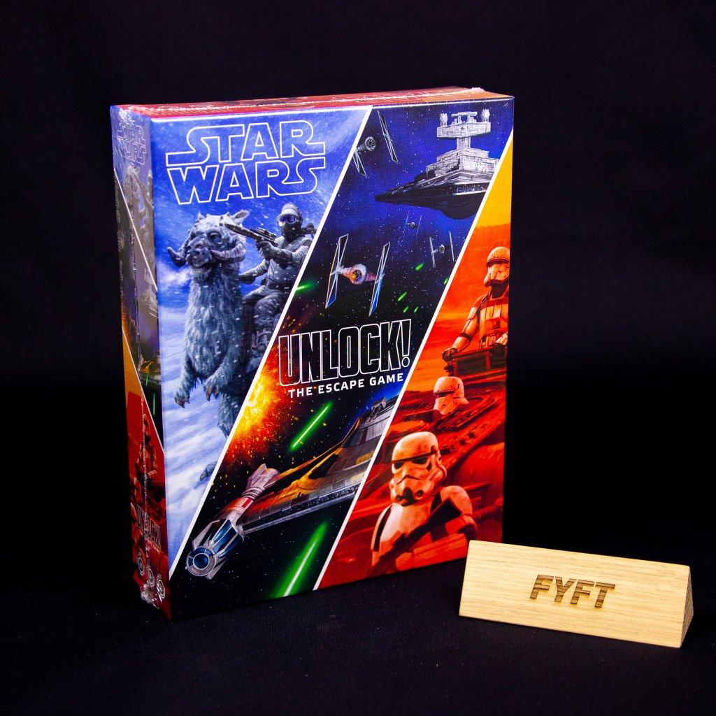 Unlock! Star Wars Escape Game - EN (Space Cowboys)