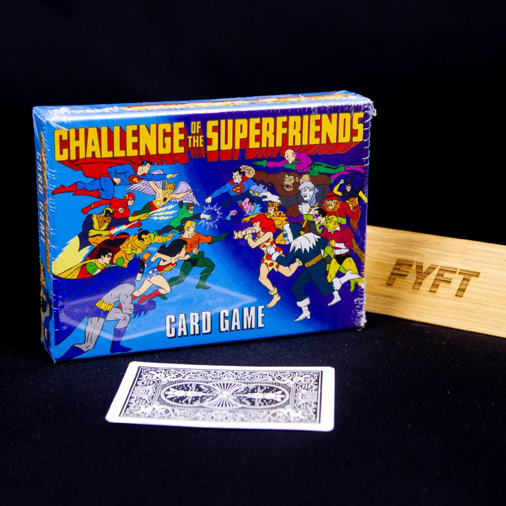 Challenge of the Superfriends: Card game - EN (Cryptozoic)