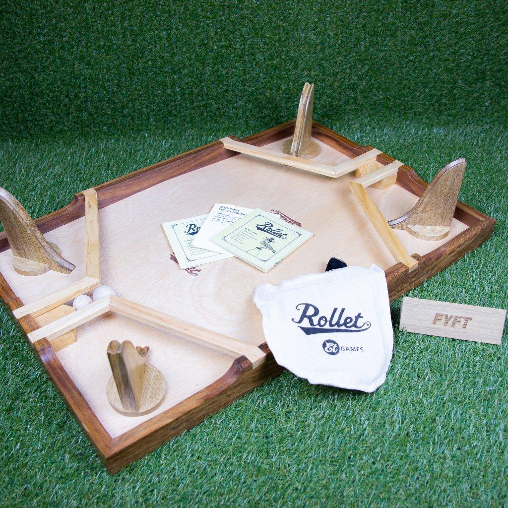 Rollet - Ricochet Game (Et Games)