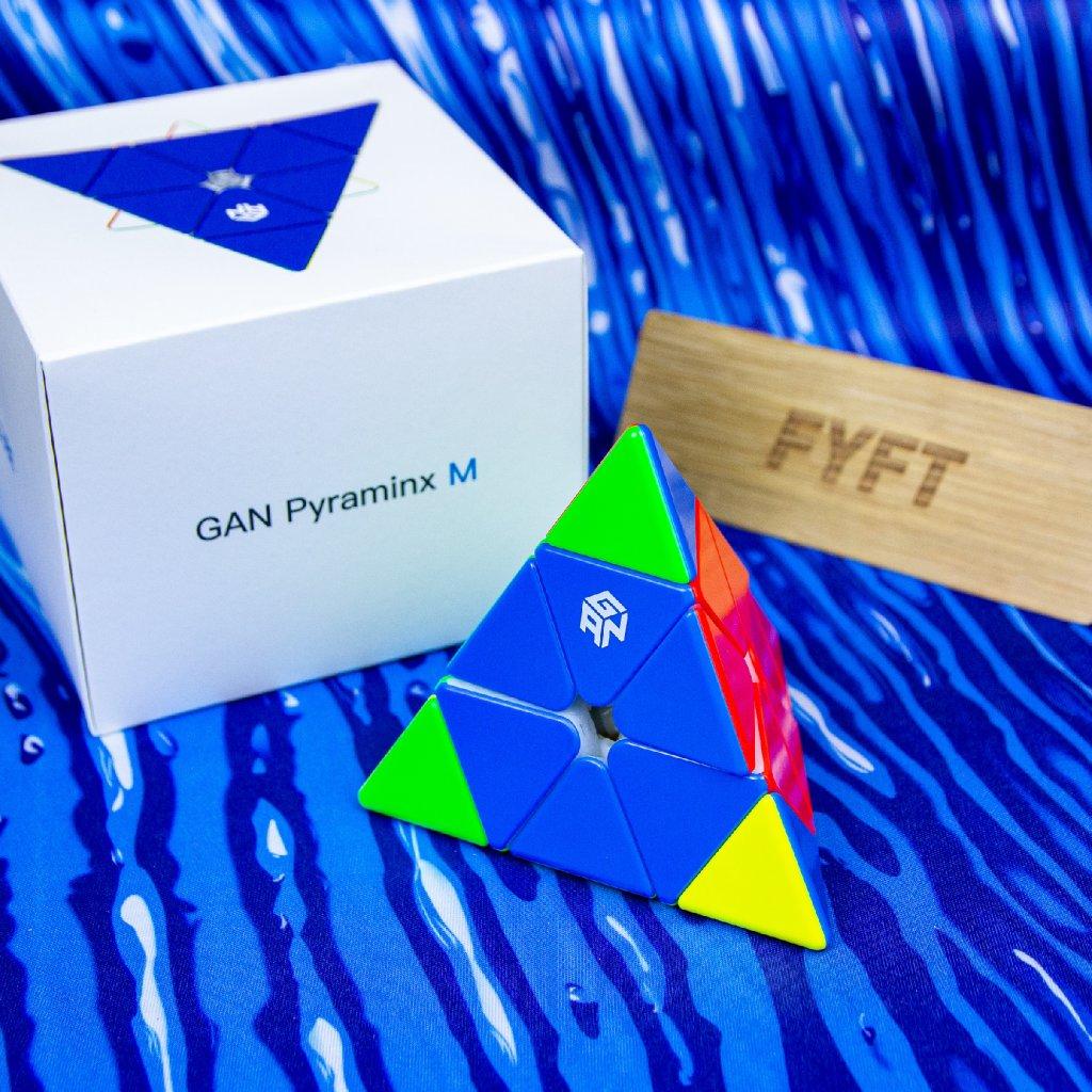 GAN Pyraminx M Enhaced