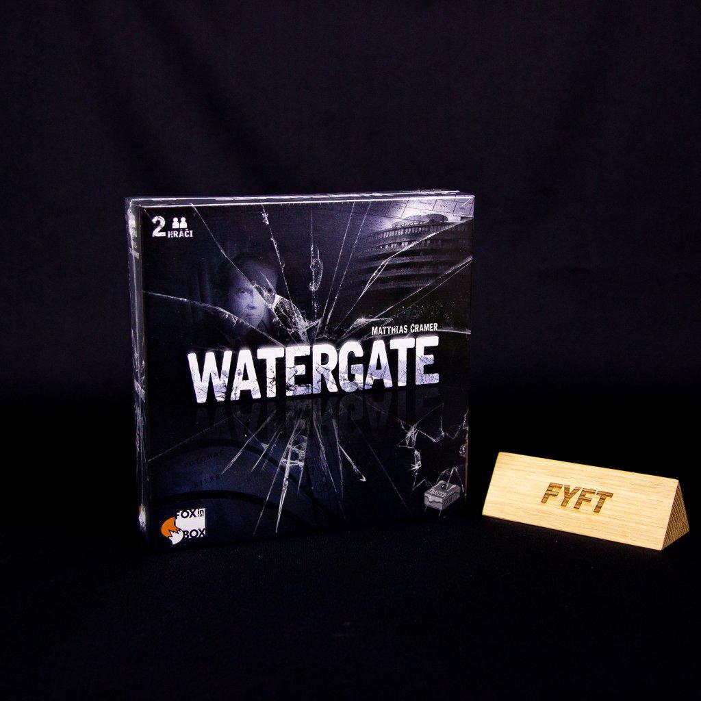 Watergate - CZ (Fox in the Box)