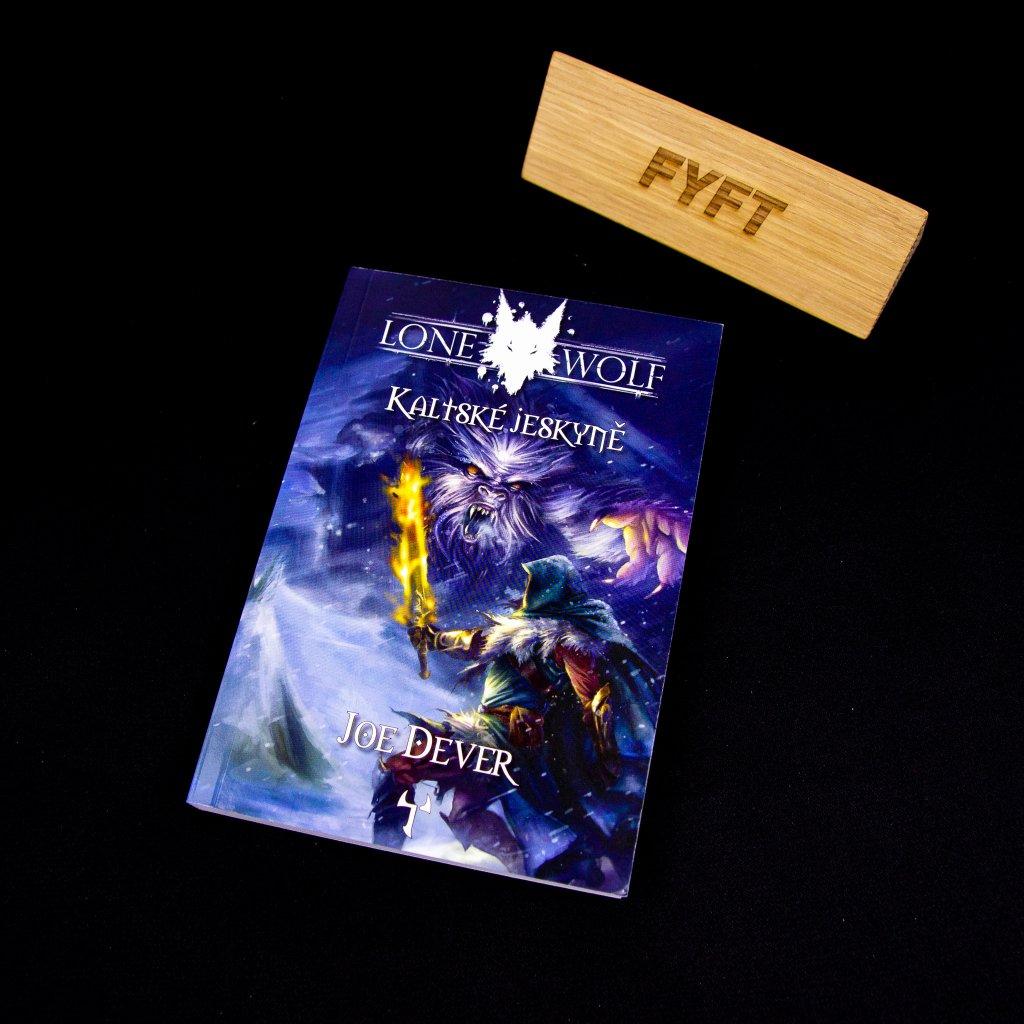 Lone Wolf: Kaltské jeskyně - Kniha 3. (Mytago)