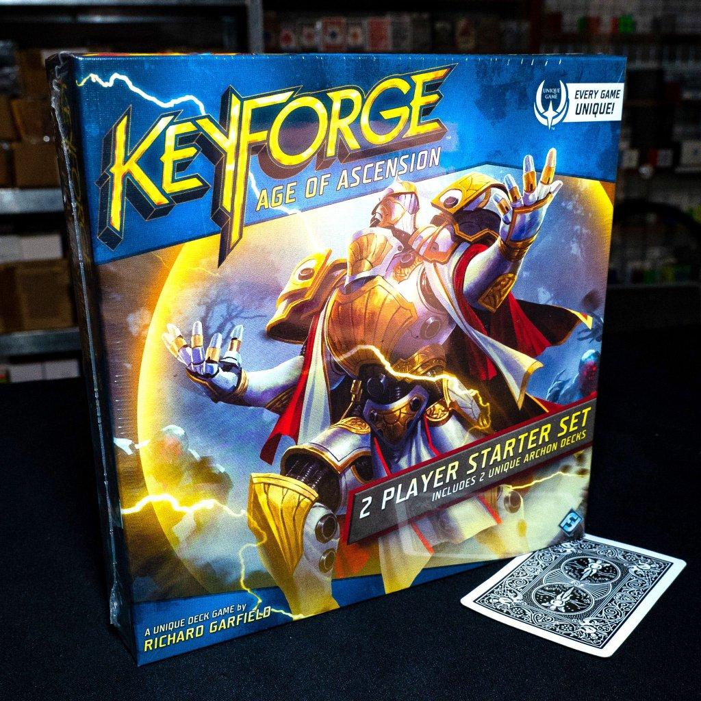 KeyForge: Age of Ascension - 2 Player Starter Pack - EN (FFG)