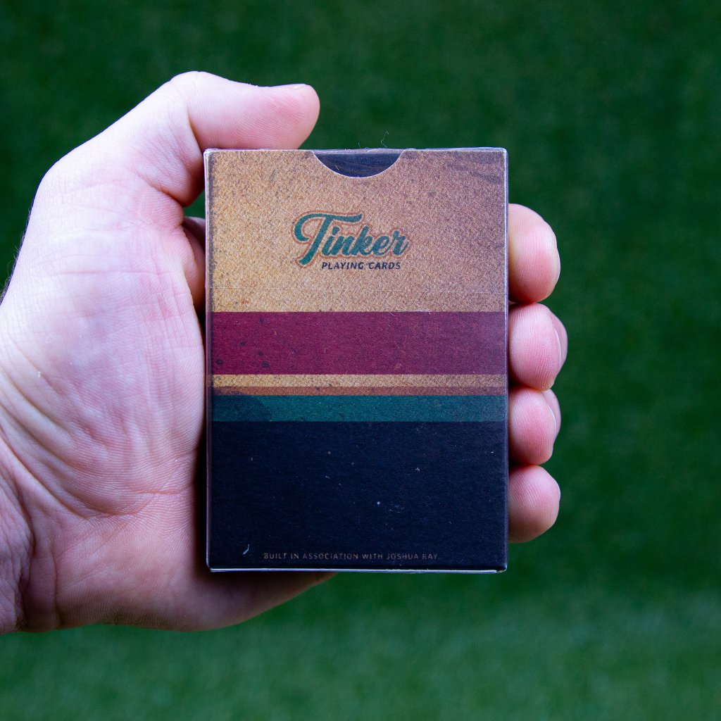 Tinker Deck by Joshua Ray - karty (Bicycle)