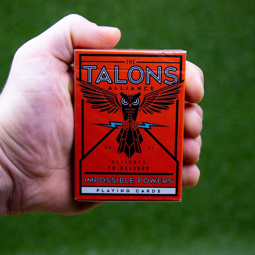 Talons - karty (Ellusionist)
