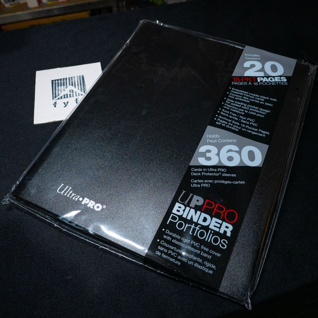 Album na karty Ultra PRO 9-pocket (Magic: The Gathering)
