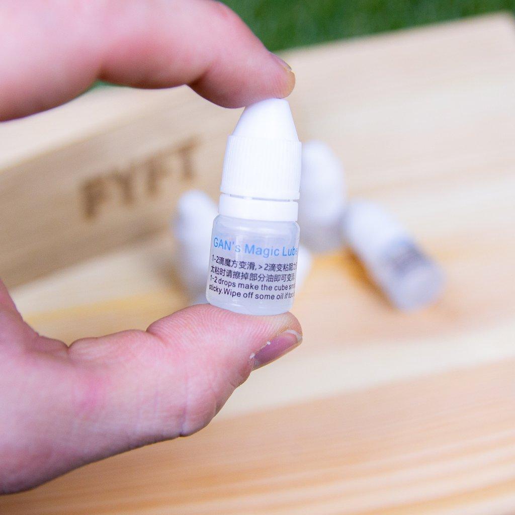 Gan Magic lube 2 ml - lubrikant k promazání kostky