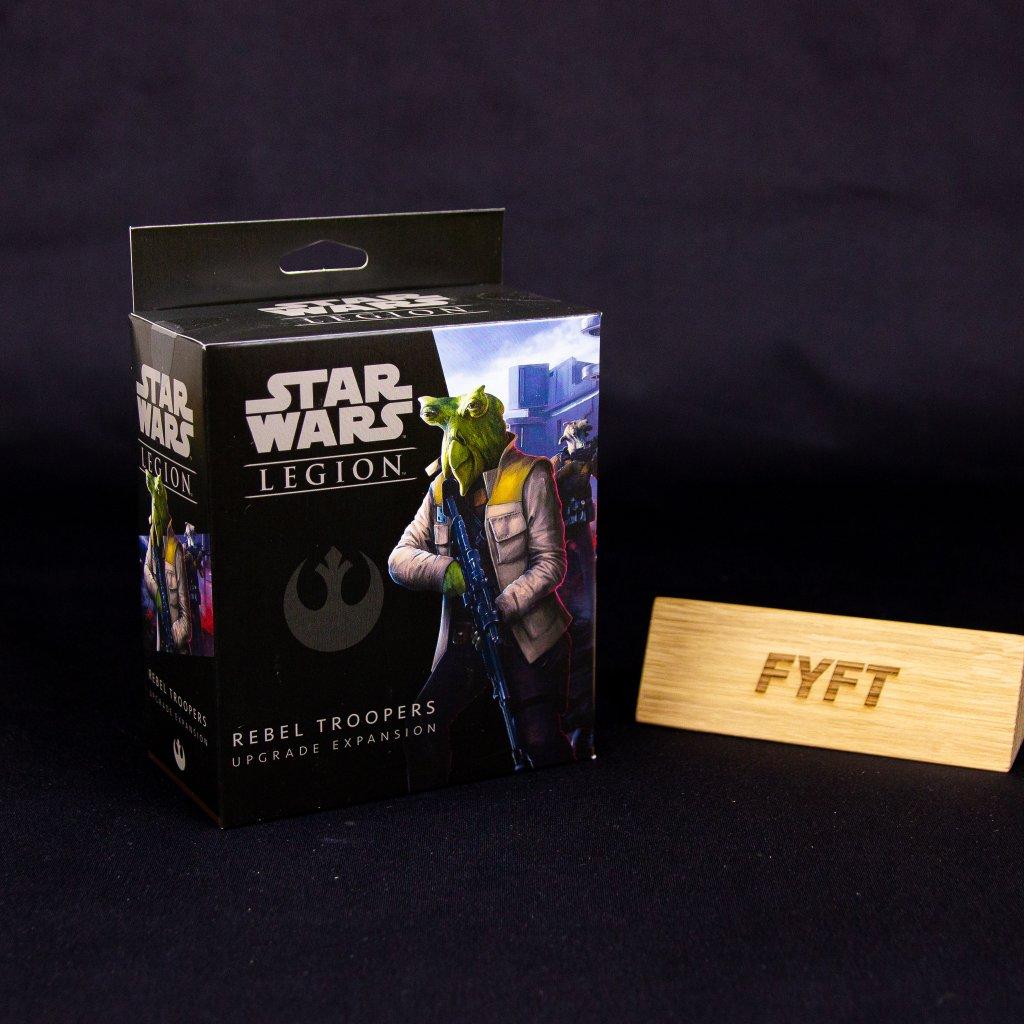 Star Wars: Legion - Rebel Trooper Upgrade Expansion - EN (FFG)