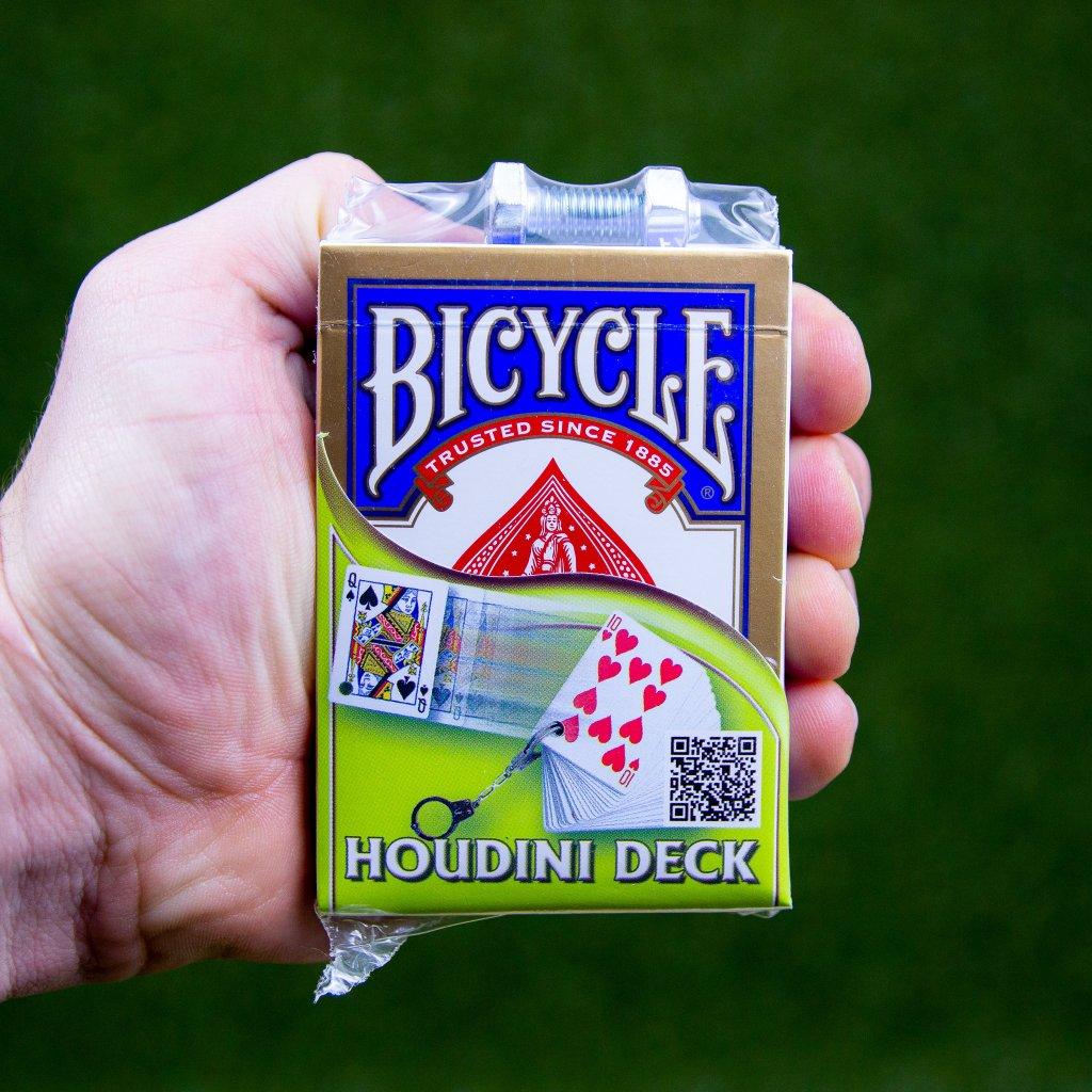 Houdini Deck + šroubek (Bicycle)