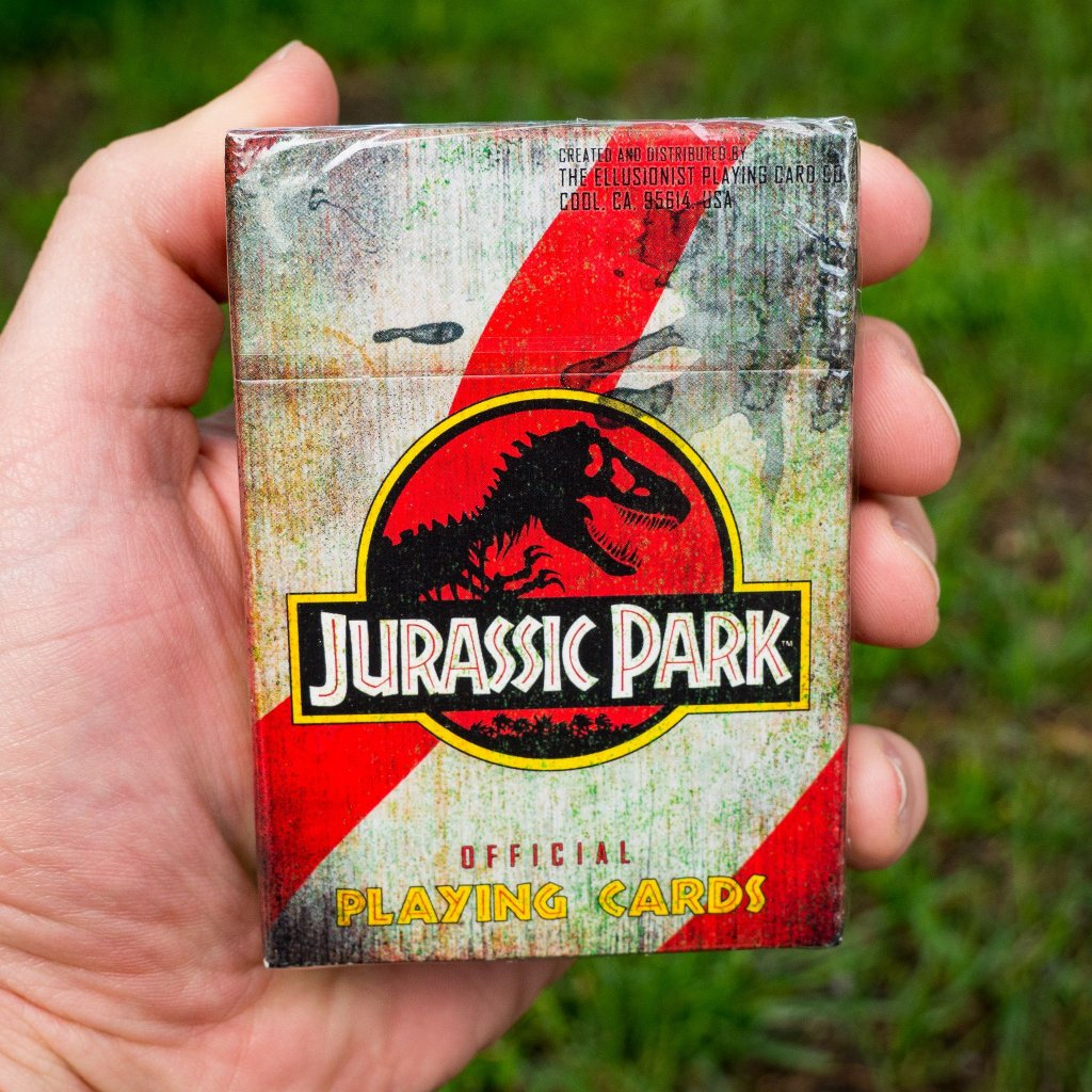 Jurassic Park (Ellusionist & Universal Studios)