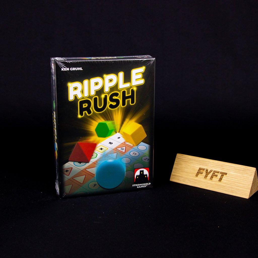 Ripple Rush - EN (Stronghold Games)