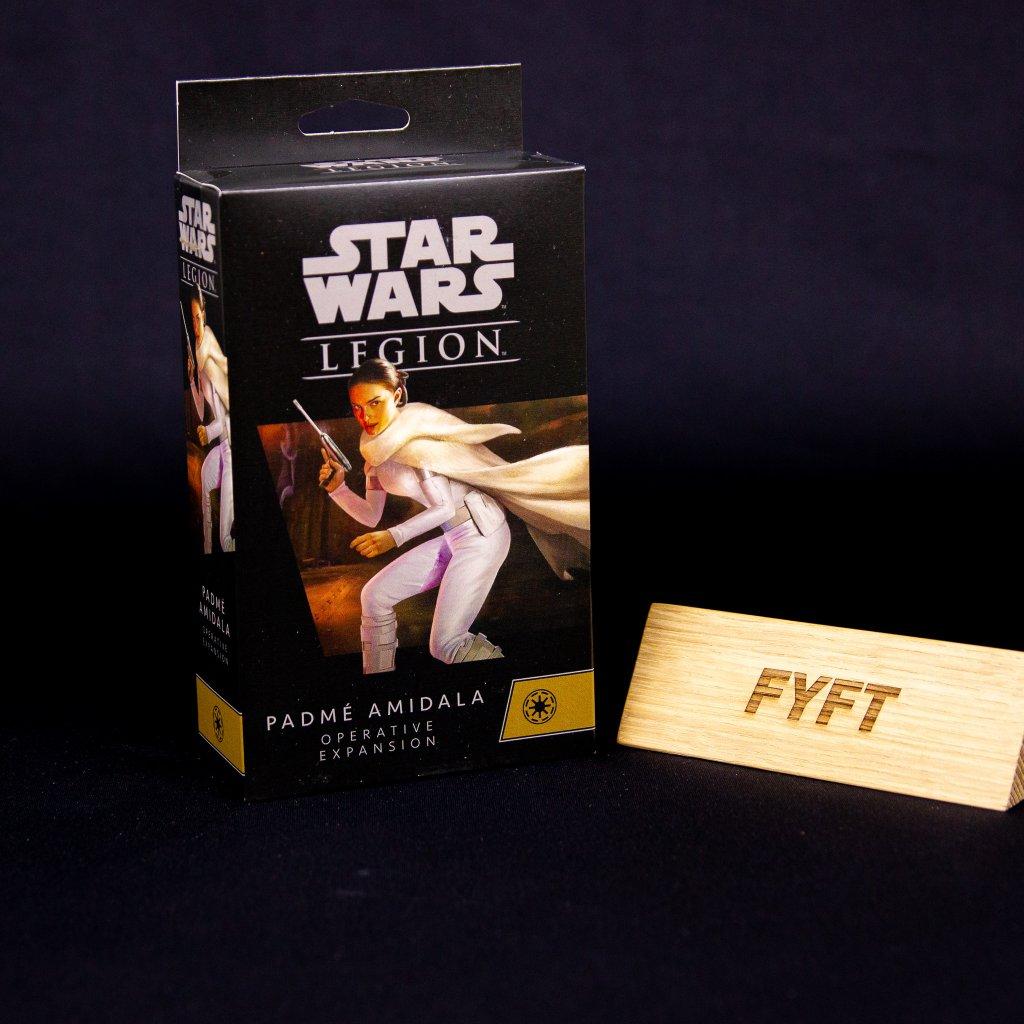 Star Wars: Legion - Padmé Amidala Operative Expansion - EN (FFG)