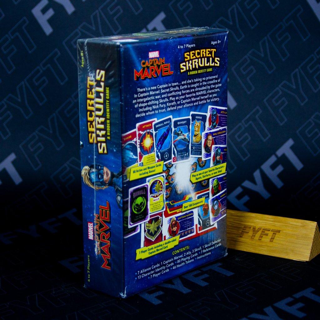 Captain Marvel: Secret Skrulls (USAopoly)
