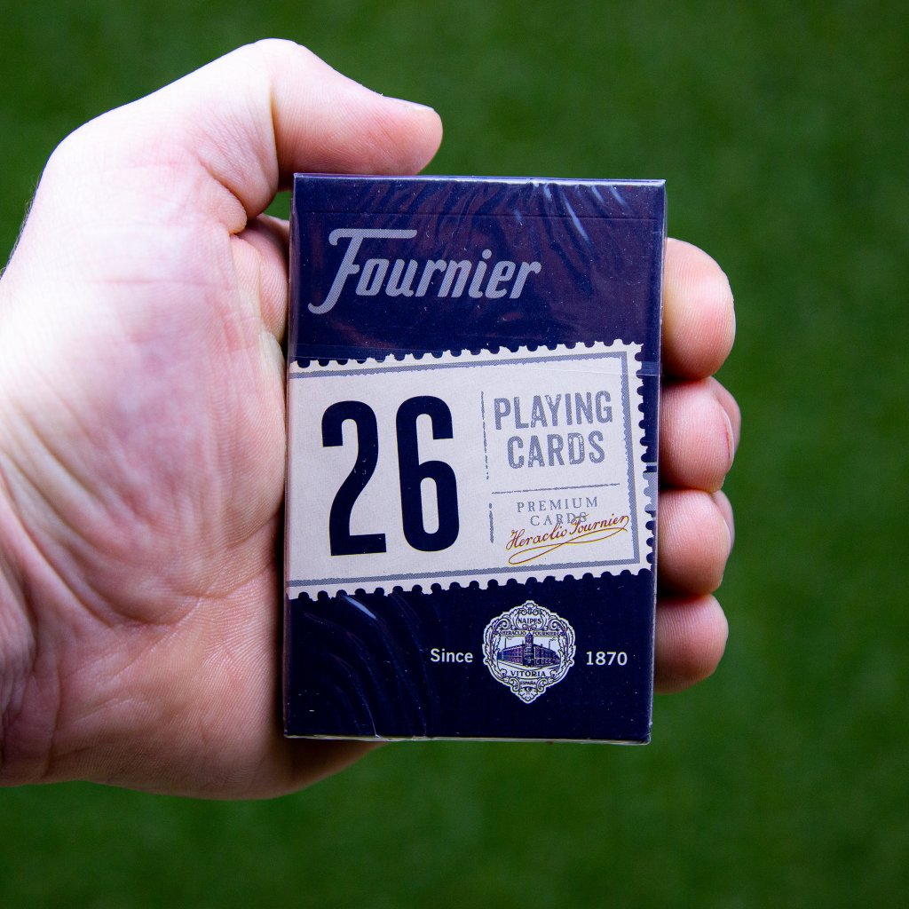 Fournier 26 Bridge size - pokerové karty