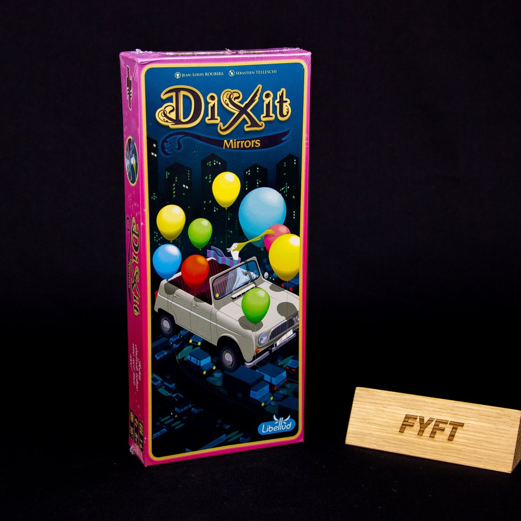 Dixit: Mirrors - CZ (Libellud)