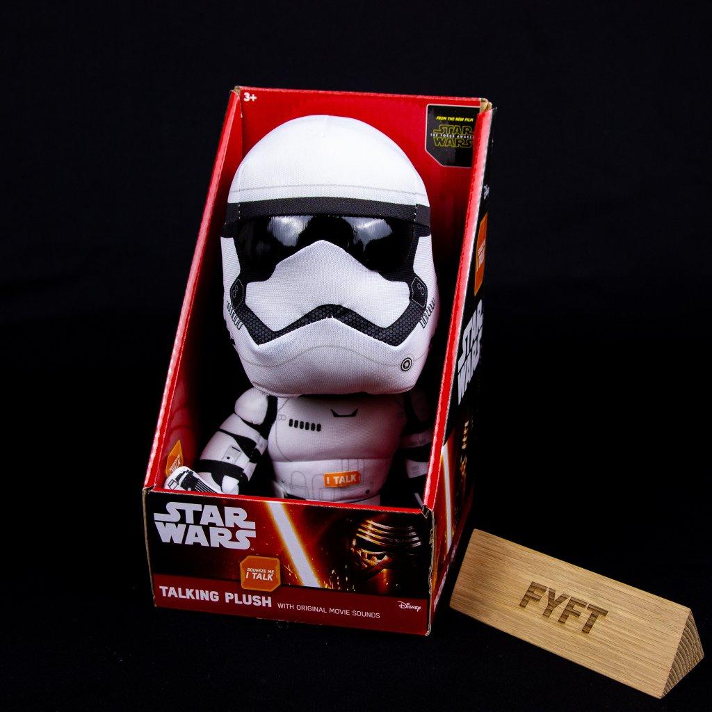 Star Wars: Stormtrooper (mluvící plyšák)