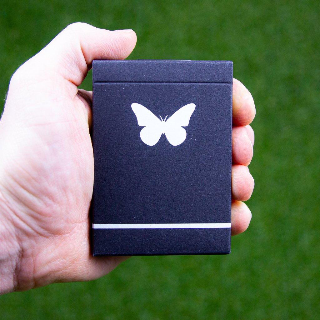 Butterfly Black and White - značené (Ondřej Pšenička)
