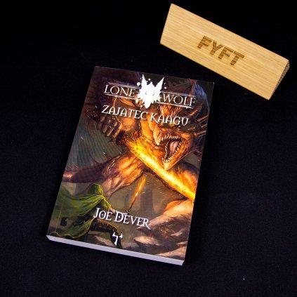 Lone Wolf: Zajatec Kaagu - Kniha 14. (Mytago)