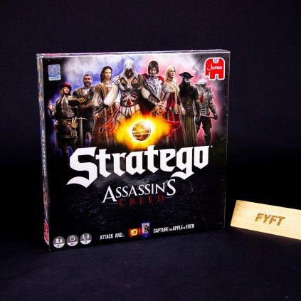 Stratego Assassin's Creed - EN (Jumbo)