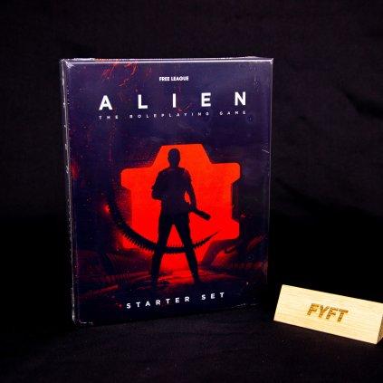 Alien RPG - Starter Set - EN (FLP)
