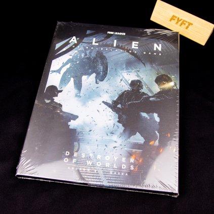 Alien RPG - Destroyer of Worlds - EN (FLP)