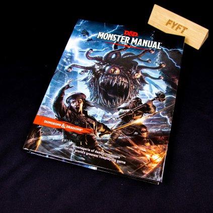 Dungeons & Dragons: Monster Manual - EN