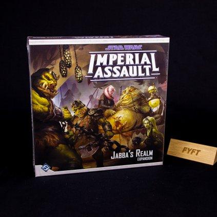 Star Wars: Imperial Assault: Jabba's Realm - EN (FFG)
