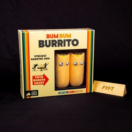 Bum Bum Burrito - CZ (Blackfire)