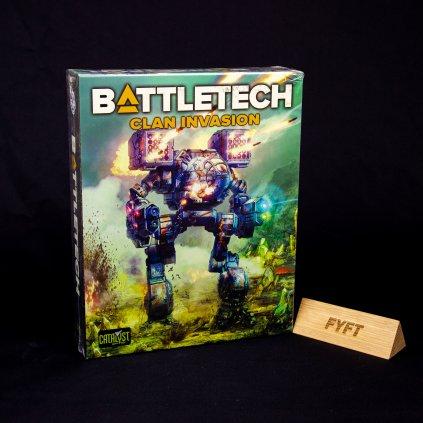 Battletech: Clan Invasion - EN (CGL)